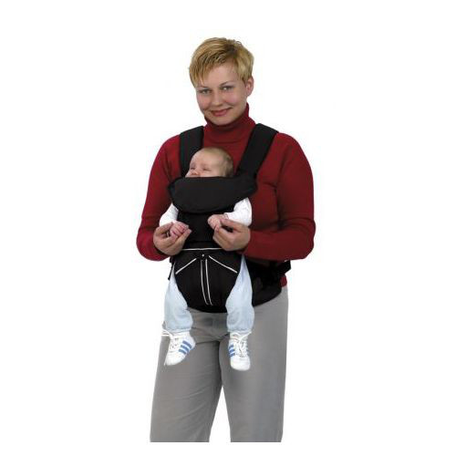 Marsupiu 3 Way Carrier Negru