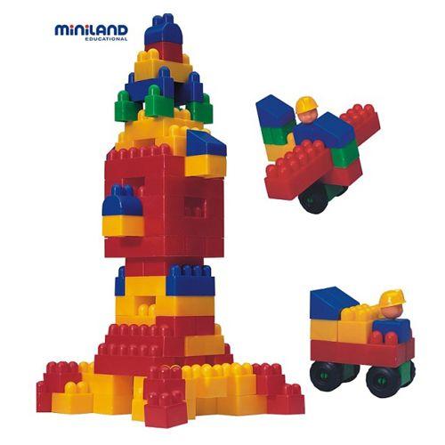 Miniland Joc de Constructii Caramizi 300