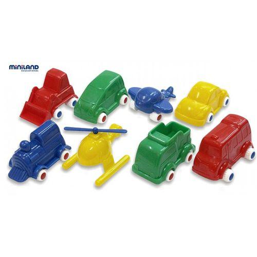 Miniland Jucarii Minimobil 32