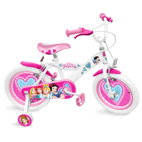 Stamp Bicicleta Disney Princess 16 inch