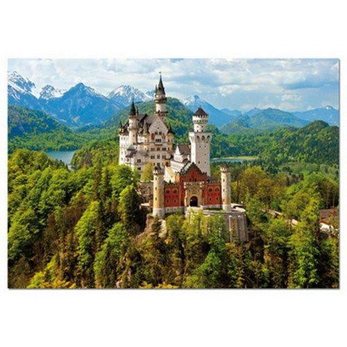 Puzzle Castelul Neuschwanstein 1500 piese