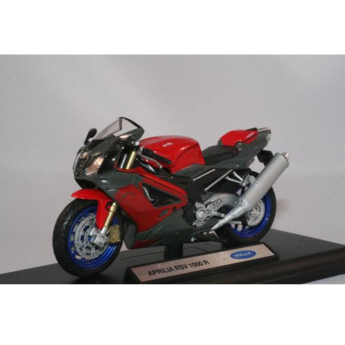 Motocicleta Aprilia RSV 1000 R 1:18