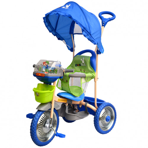 DHS Baby Tricicleta Merry Ride