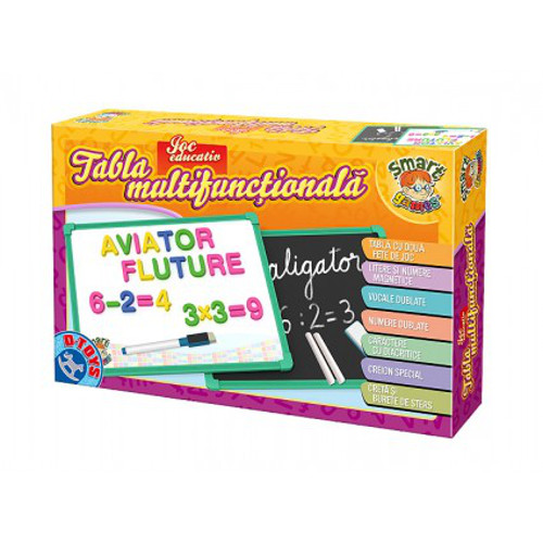 Tabla Multifunctionala Educativa Numere si Alfabet
