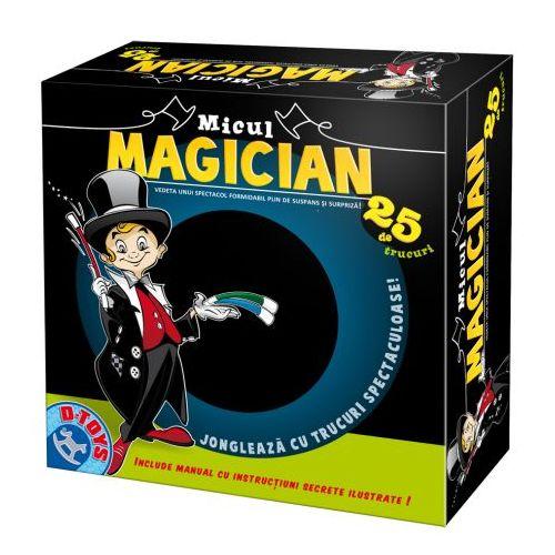 Micul Magician - 25 Trucuri