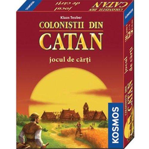 Colonistii din Catan - Jocul Rapid de Carti