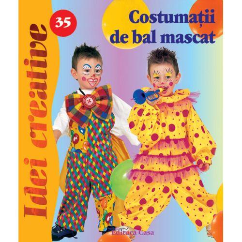 Costumatii de Bal Mascat 35 - Idei Creative
