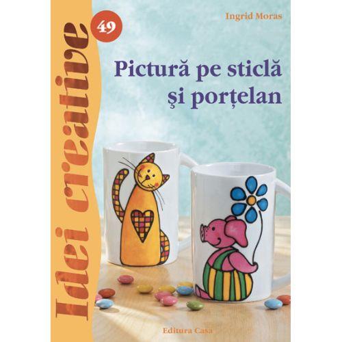Pictura pe Sticla si Portelan 49 - Idei Creative