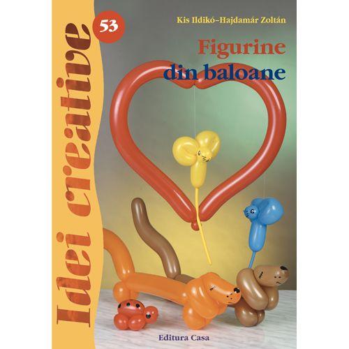 Figurine din Baloane 53 - Idei Creative