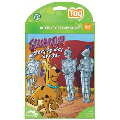 Carte interactiva TAG Scooby Doo