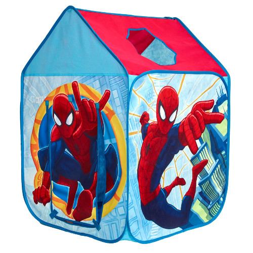Worlds Apart Cort Spiderman Wendy House