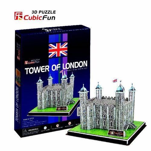 Puzzle 3D Turnul Londrei