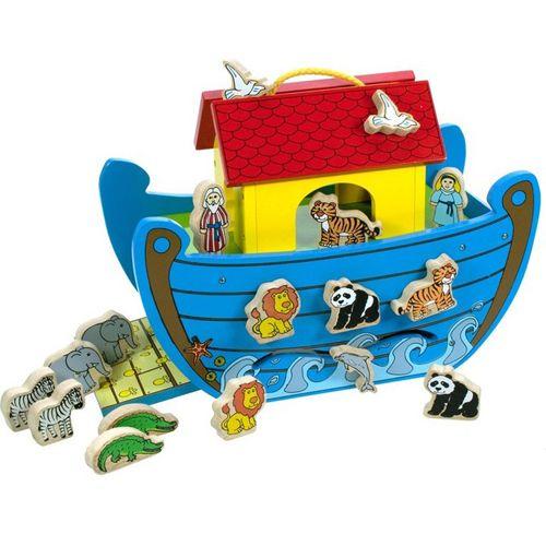 BigJigs Toys Arca lui Noe