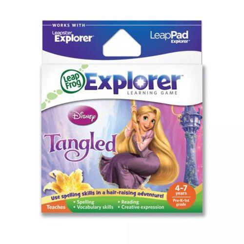 Soft Educational LeapPad Rapunzel