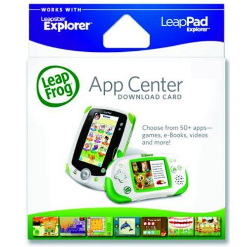 Card Acces 100 Aplicatii LeapPad