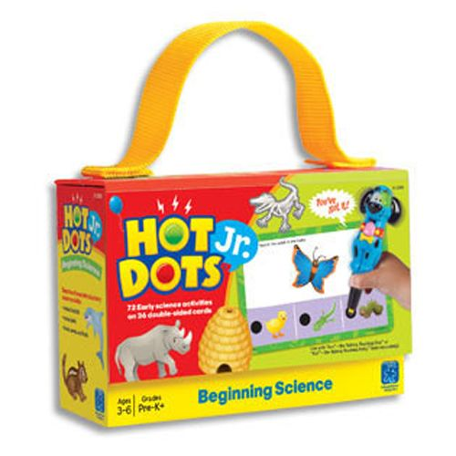 Carduri Hot Dots Stiinta