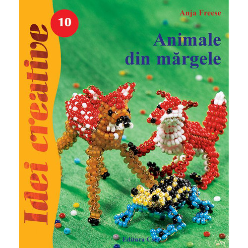 Animale din Margele 10 - Idei Creative