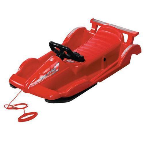 Sanie Race Red
