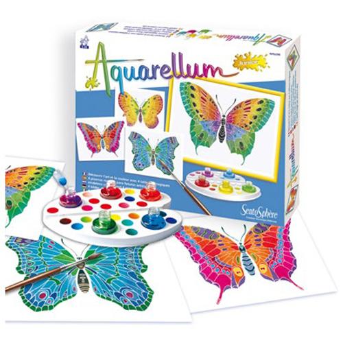Aquarellum Junior Fluturi