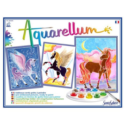Aquarellum Pegasus imagine