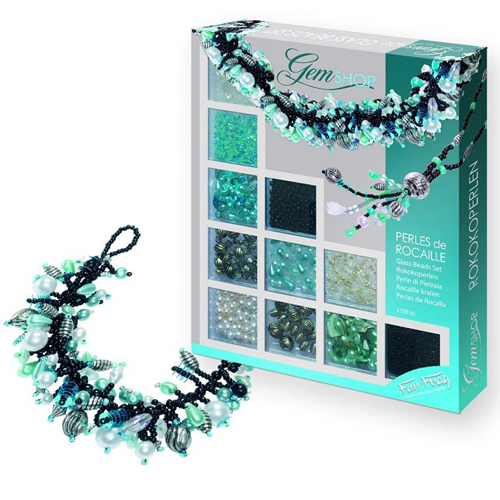 Gemshop Perle Turquoise