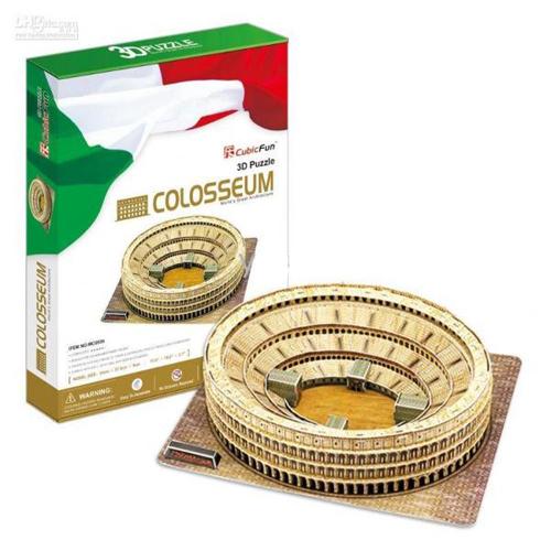 Puzzle 3D Coloseumul