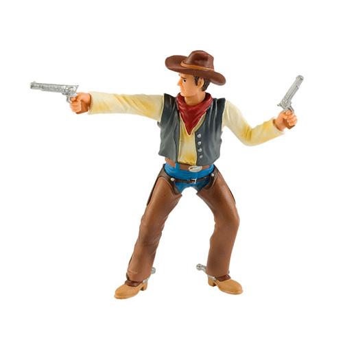 Figurina Cowboy cu Pistoale
