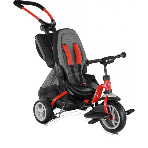 Tricicleta Carry Cat S6 Rosie