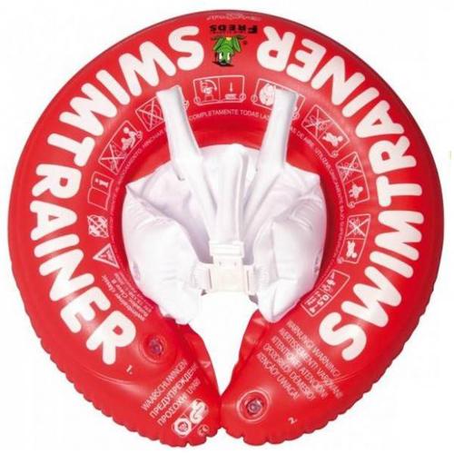 Colac Copii Swimtrainer Classic Rosu