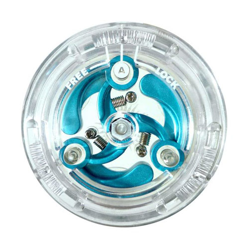 Yo-yo Yo2 Triple Action Cristal