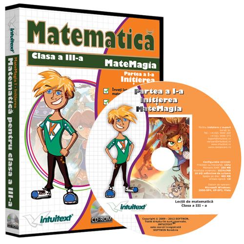 Matematica Clasa III Volum I