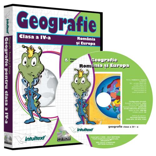 Geografie Clasa IV
