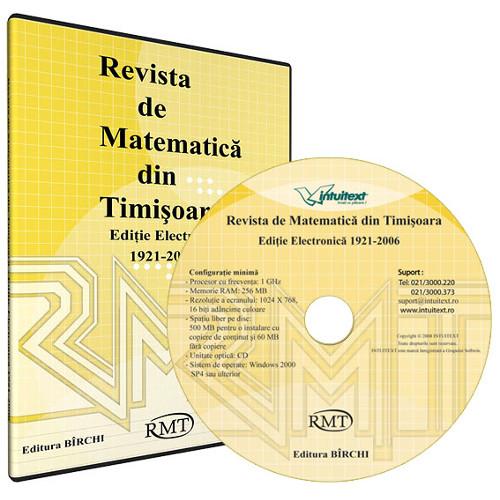Revista Matematica Timisoara