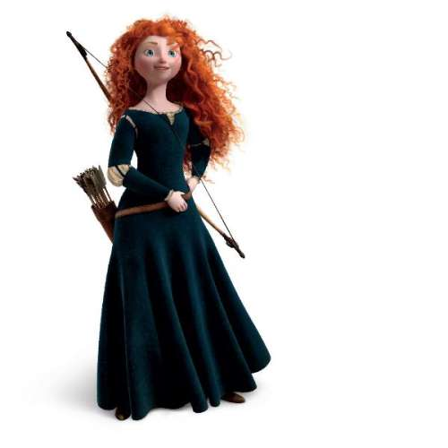 Figurina Merida