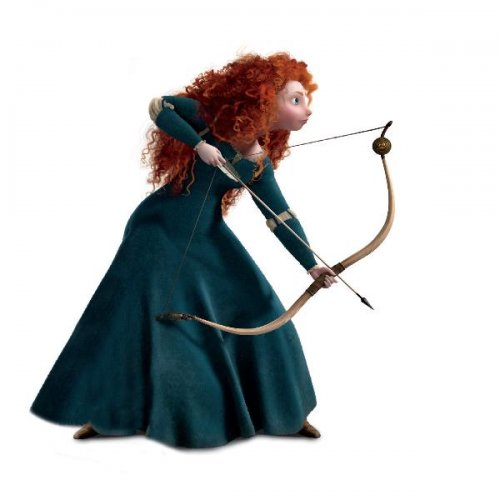 Bullyland Figurina Merida cu Arc