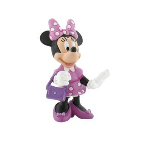 Bullyland Figurina Minnie Mouse cu Geanta