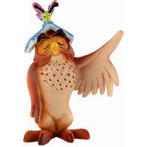 Figurina Owl cu Cartea