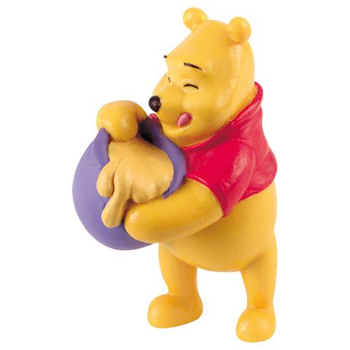 Figurina Winnie the Pooh cu Vas de Miere