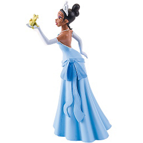 Figurina Printesa Tiana cu Broasca