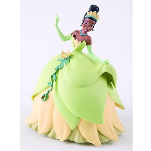 Figurina Printesa Tiana in Rochie de Mireasa