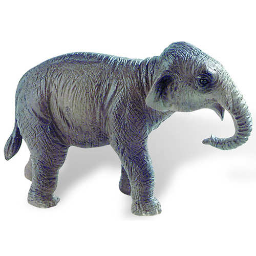 Bullyland Figurina Pui de Elefant Indian Deluxe