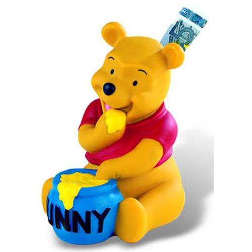 Pusculita Winnie the Pooh