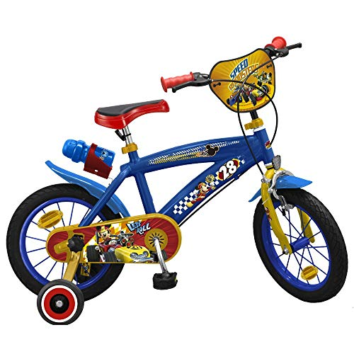 Toimsa Bicicleta Mickey Mouse Club House 12 inch