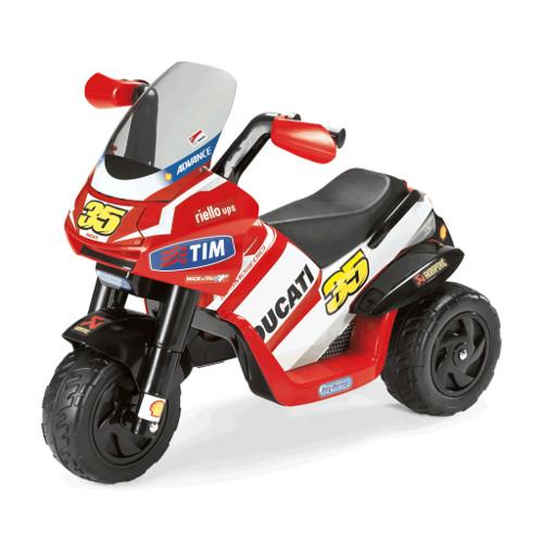 Tricicleta Ducati Desmosedici