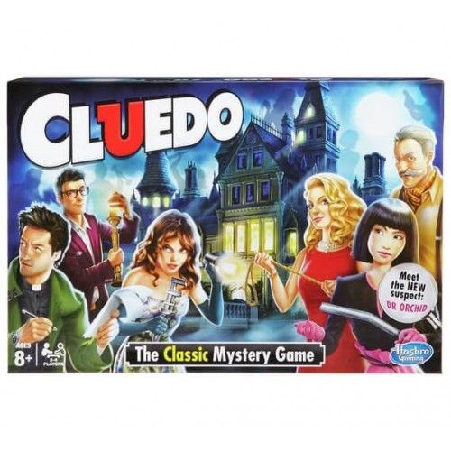 Joc de Societate Cluedo