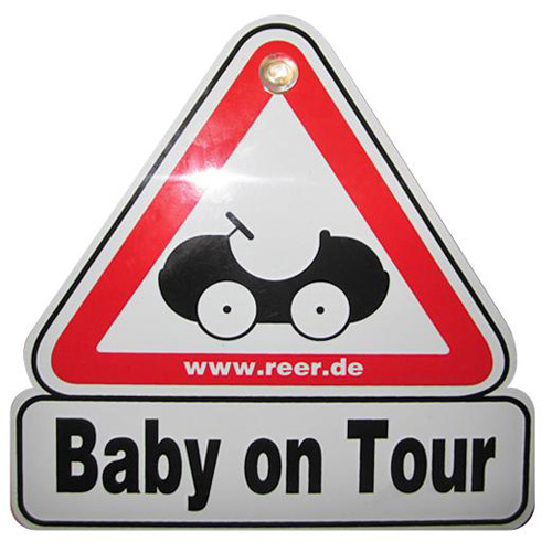Reer Semn de Masina Baby on Tour