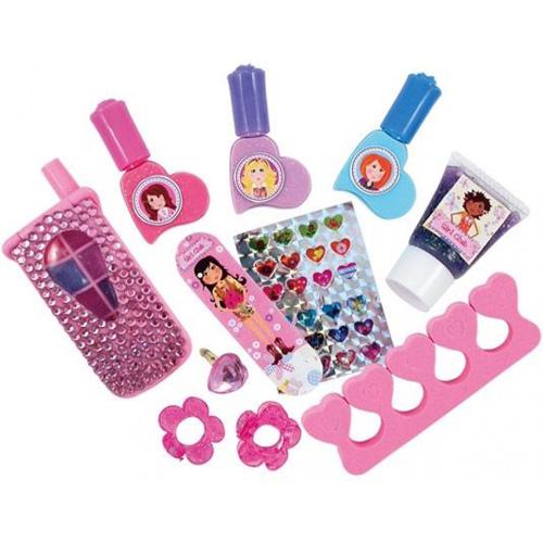 Set Creatie pentru Fetite Glitter Party Kit