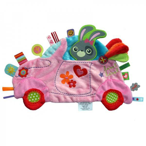 Minipaturica Holiday - Girl Car