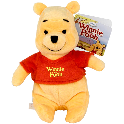 Disney Mascota Winnie the Pooh 20 cm