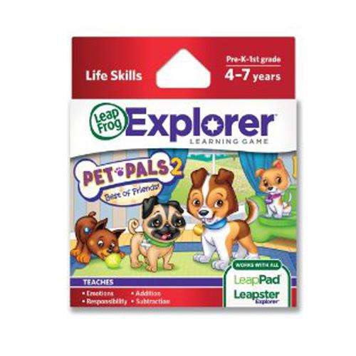 Soft Educational LeapPad Prietenii Mei Animalele